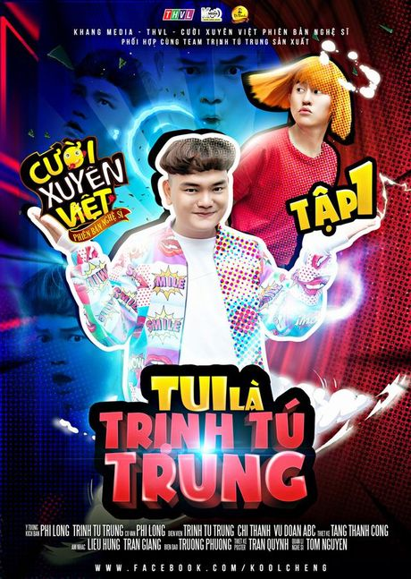 Trinh Tu Trung chao san Cuoi Xuyen Viet Phien Ban Nghe Si - Anh 3