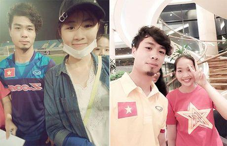 Fan che Cong Phuong tham my kem khi de rau, toc dai - Anh 5