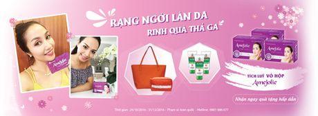 """""""Lam dep da – Nhan qua khung"""" voi collagen thuy phan - Anh 5"""