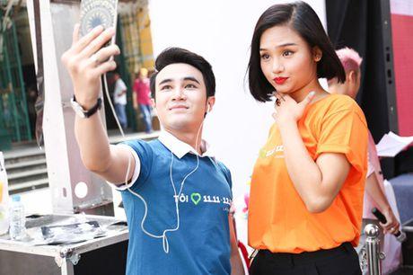 Thanh Duy, Miu Le va Huynh Lap ru nhau LA - Anh 4