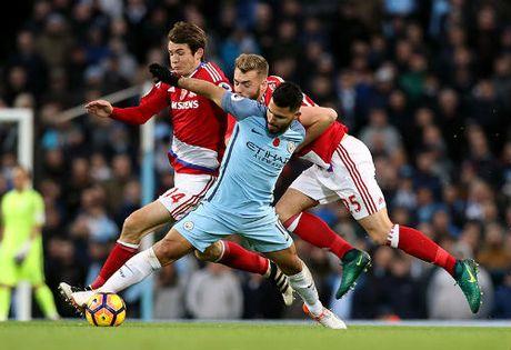 Man City – Guardiola: Hiem nguy dang rinh rap - Anh 1