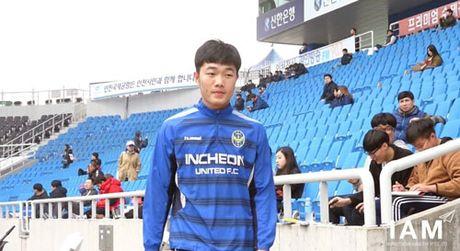 """Xuan Truong: Muc tieu """"doi doi"""" o CLB Incheon nam 2017 - Anh 1"""
