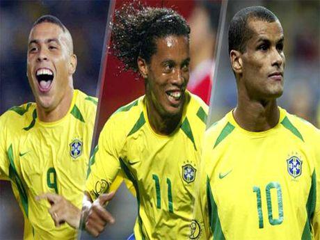 "Hoi uc Brazil – Argentina: Dien dao voi '""bo ba R"" - Anh 1"