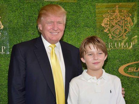 Can canh nhan sac 5 nguoi con xinh dep cua Donald Trump - Anh 10
