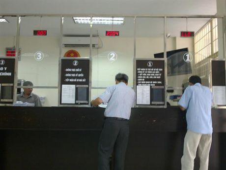 TP.HCM cham dut tinh trang su dung van ban giay tu 1-1-2017 - Anh 1