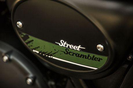 Triumph Street Scrambler - tan binh hoai co - Anh 8