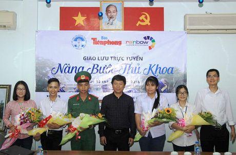Tuoi tho di cay lay cong cua chang thu khoa Dai hoc Van Hoa TPHCM - Anh 2