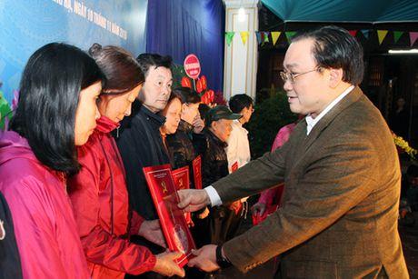 Bi thu Thanh uy Ha Noi Hoang Trung Hai: Can nhan rong nep song van hoa, doan ket - Anh 2
