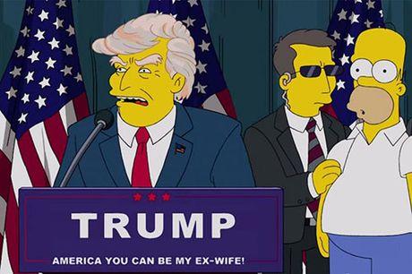 Donald Trump duoc du doan la tong thong My tu 16 nam truoc - Anh 1