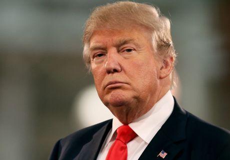 Hau bau cu My: Donald Trump chuan bi hau toa - Anh 1
