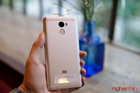 Xem Xiaomi Redmi 4 dau tien ve Viet Nam gia 3 trieu - Anh 1