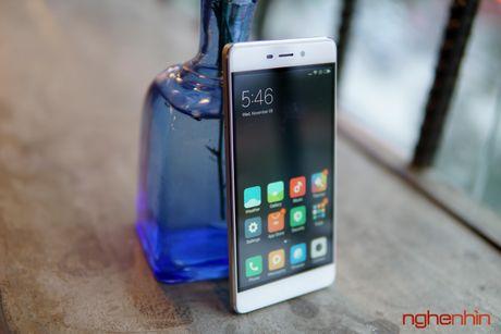 Xem Xiaomi Redmi 4 dau tien ve Viet Nam gia 3 trieu - Anh 3
