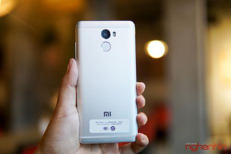 Xem Xiaomi Redmi 4 dau tien ve Viet Nam gia 3 trieu - Anh 4