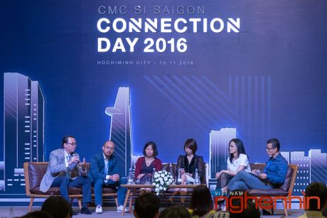 CMC Sai Gon to chuc su kien Connection Day 2016 - Anh 1
