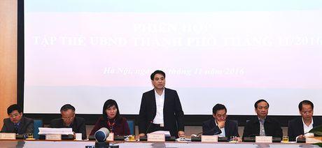 Nam 2017: Ha Noi se giam khoang 141 bien che - Anh 1