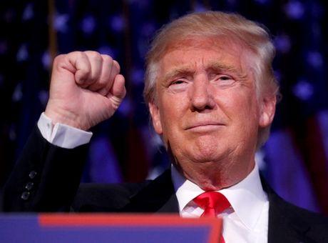 Bau cu Tong thong My: He lo nhan to giup Donald Trump danh bai ba Clinton - Anh 1
