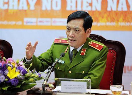 Thieu tuong: Chay no chi sau 10 phut he qua khon luong - Anh 1