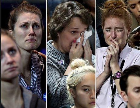 Hillary Clinton: Toi se khong ru bo niem tin - Anh 3