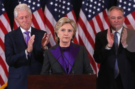 Hillary Clinton: Toi se khong ru bo niem tin - Anh 4