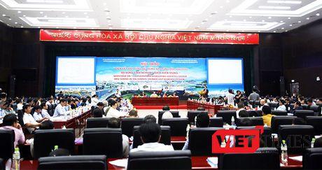 Mien Trung ban lien ket xay dung Trung tam logistics vung - Anh 3