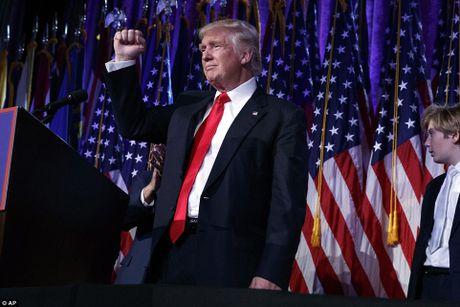 Viet Nam chuc mung ong Donald Trump dac cu tong thong My - Anh 1