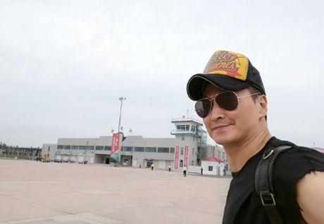 'Trien Chieu' Ha Gia Kinh co bap cuon cuon tuoi 56 - Anh 1