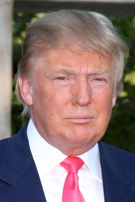 Giai ma khuon mat cua Donald Trump - Anh 1