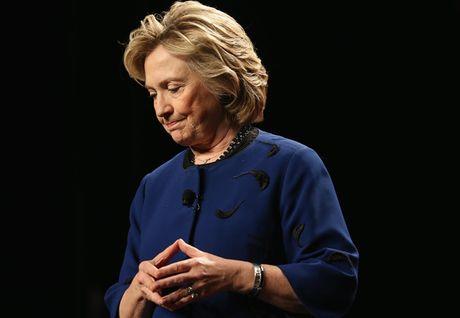 Hillary Clinton: Toi se khong ru bo niem tin - Anh 1