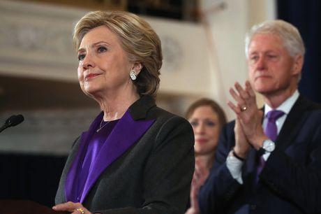 Hillary Clinton: Toi se khong ru bo niem tin - Anh 2