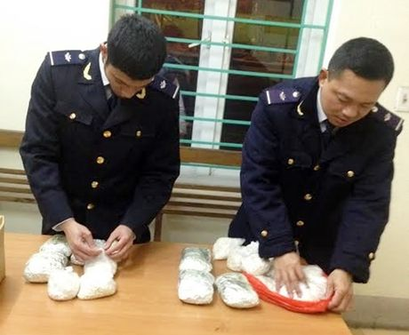 Hai Quan Quang Ninh: Quyet liet tren mat tran phong chong toi pham ma tuy - Anh 1
