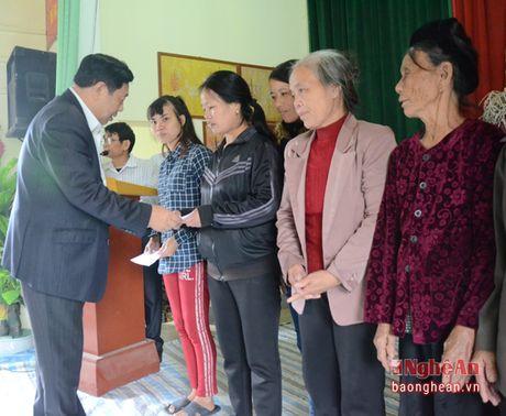 Chu tich UBND tinh Nguyen Xuan Duong: 'Khu dan cu manh thi xa, huyen manh, tinh manh' - Anh 3