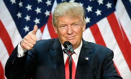 Donald Trump lam gi sau khi dac cu tong thong My? - Anh 1