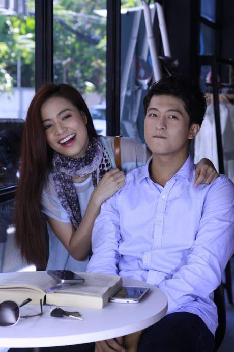 'Phim gia tinh that': Doi nen duyen, cap lang yen mat hut! - Anh 12