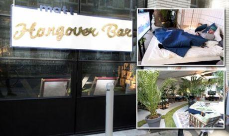 Lan dau tien tren the gioi co quan bar chi danh cho nguoi da say xin - Anh 1