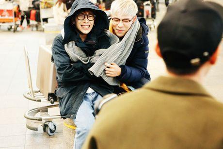 MONSTAR dang yeu tai Han, san sang song ca cung Davichi trong showcase 'Hau Due Mat Troi' - Anh 5