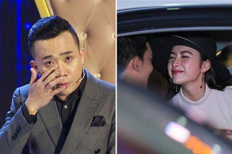 Tran Thanh bat khoc ke chuyen muon tu tu; Angela Phuong Trinh tinh tu ben Vo Canh - Anh 1