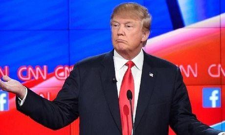 'Bi kich' va 'tham hoa' tran ngap bao quoc te sau khi Trump dac cu - Anh 1