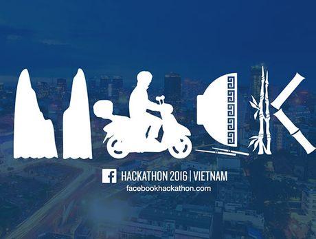 Cuoc thi lap trinh Facebook Vietnam Hackathon 2016 khoi dong tai Ha Noi - Anh 1
