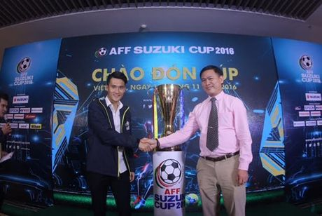 Mong cup vang AFF tro lai Viet Nam lan nua - Anh 1