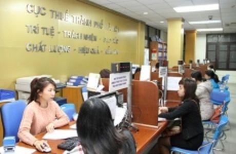 Ha Noi: 1.413 doanh nghiep no thue hon 2.400 ty dong - Anh 1