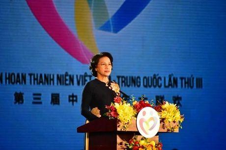 Be mac Lien hoan Thanh nien Viet Nam–Trung Quoc lan thu ba - Anh 1