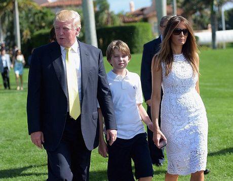 Dan trai xinh gai dep nha Trump voi 5 con, 8 chau - Anh 10
