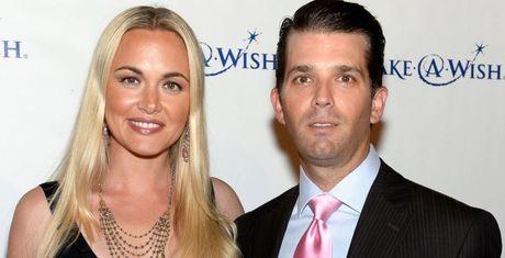 Dan trai xinh gai dep nha Trump voi 5 con, 8 chau - Anh 4