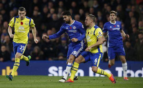 Mat trai xuat huyet, Courtois khien Chelsea lo au - Anh 7