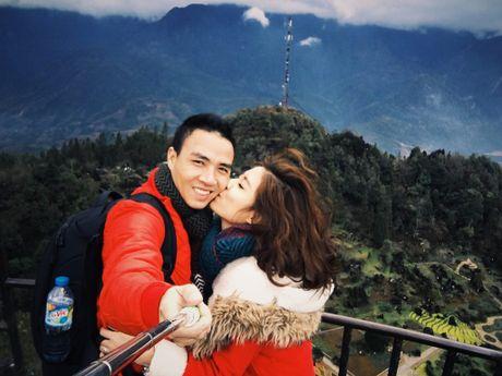 MC Hoang Linh chia tay Trung Nghia, cong khai nguoi yeu moi - Anh 3