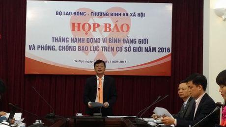 34% phu nu Viet Nam va hang ngan tre em gai dang chiu bao luc gia dinh, xam hai tinh duc - Anh 1