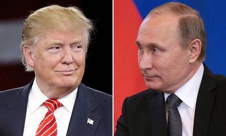 Tong thong Trump se dua nuoc My xich lai gan Nga? - Anh 1