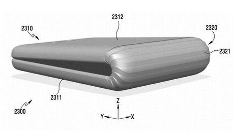 Ngam concept dien thoai gap sieu la cua Samsung - Anh 1