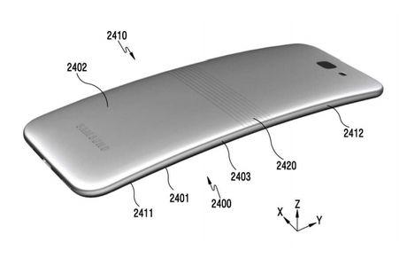 Ngam concept dien thoai gap sieu la cua Samsung - Anh 2