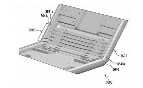 Ngam concept dien thoai gap sieu la cua Samsung - Anh 3